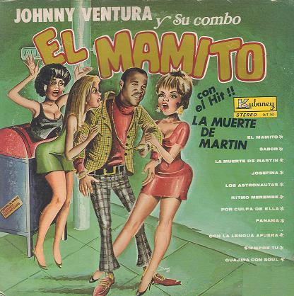 Johnny Ventura Y Su Combo La Resbalosa